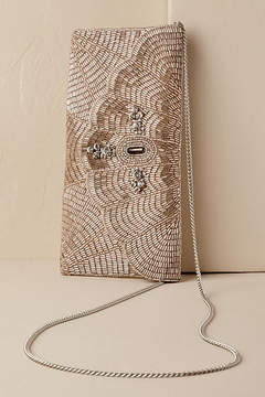 Anthropologie Orly Clutch