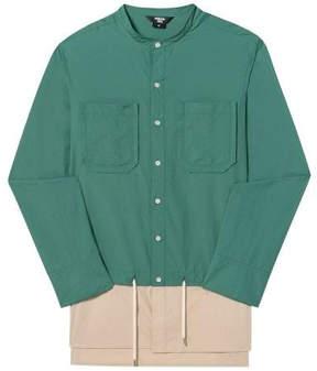 General Idea G7a04013 String Shirt Green