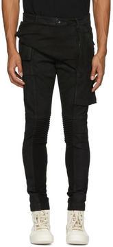 Rick Owens Black Memphis Jeans