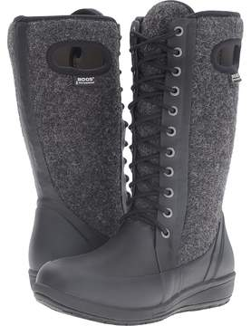 Bogs Cami Lace Tall Wool Women's Waterproof Boots