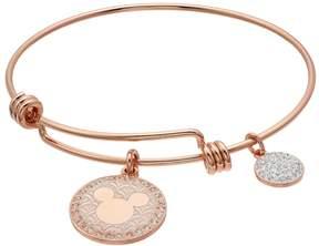 Disney Disney's Mickey Mouse Crystal Laughter Bangle Bracelet