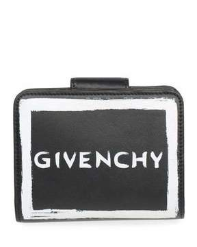 Givenchy Iconic Printed Compact Wallet