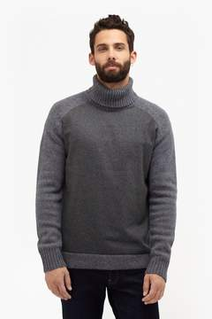 French Connection Melton Knit Turtle Neck Jumper