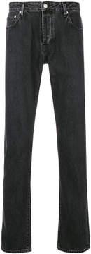 Officine Generale straight leg jeans