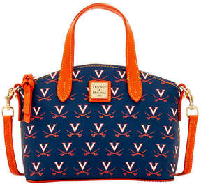 Dooney & Bourke Virginia Cavaliers Ruby Mini Satchel Crossbody - NAVY - STYLE