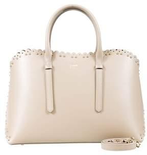 Class Roberto Cavalli Taupe Woman Leather Bag.