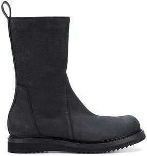 Rick Owens creeper sole boots