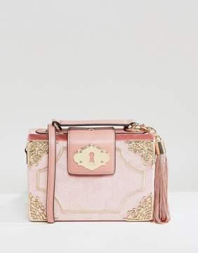 ALDO Zosimo Blush Mini Cross Body Bag