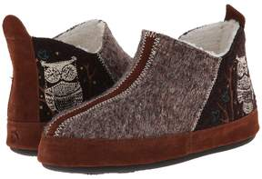 Acorn Forest Bootie Women's Slippers