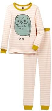 Tea Collection Tawny Owl Pajamas (Toddler, Little Girls, & Big Girls)