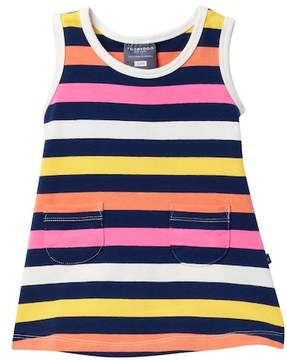 Toobydoo Colette Striped Tank Dress (Baby, Toddler, & Little Girls)