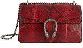 Gucci Dionysus Python Shoulder Bag - PINK - STYLE