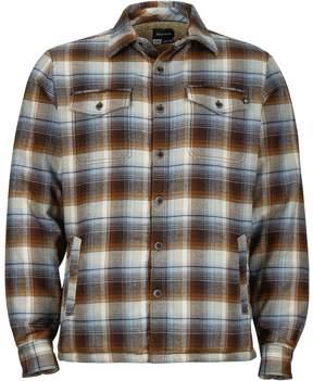 Marmot Ridgefield Sherpa Flannel Jacket