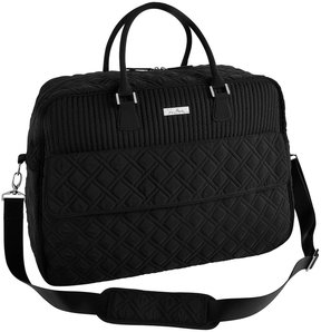 Vera Bradley Grand Traveler Quilted Bag - CLASSIC BLACK - STYLE