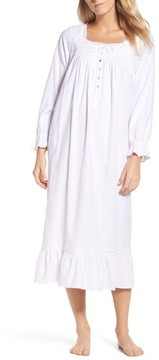 Eileen West Women's Embroidered Nightgown