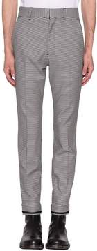Haider Ackermann Wool Hound's-tooth Trousers