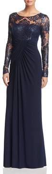 Eliza J Embellished Gown