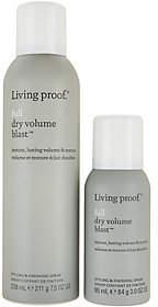Living Proof Full Dry Volume Blast Styling Spray w/ Travel Size