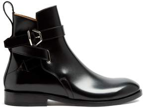 Acne Studios Leather chelsea boots