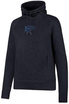 '47 Women's Oklahoma City Thunder Shade Funnel Sweatshirt