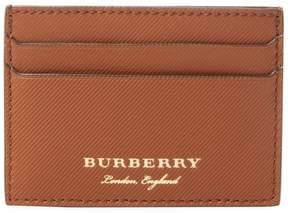 Burberry Men's Leather Card Holder