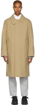 Acne Studios Brown Monitor Coat