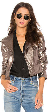 1 STATE Cropped Jacket