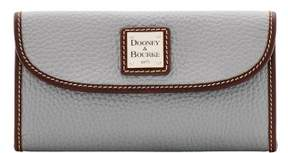Dooney & Bourke Becket Continental Clutch Wallet - GREY - STYLE