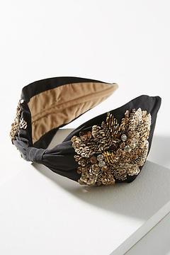 Anthropologie Joelle Embellished Headband