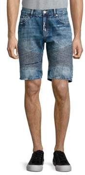 Reason Jackson Moto Shorts