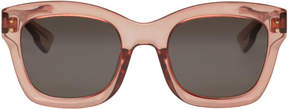 Christian Dior Pink Diorizon 2 Sunglasses