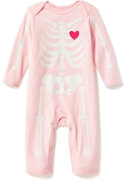Old Navy Skeleton Graphic One-Piece for Baby