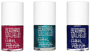 Multicolored Nail Polish Collection Beast of Burden