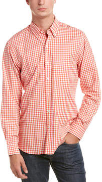 J.Mclaughlin Westend Trim Fit Shirt