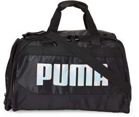 Puma Black & Multicolored Evercat Dispatch Duffel Bag