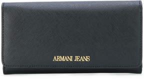Armani Jeans logo detail wallet
