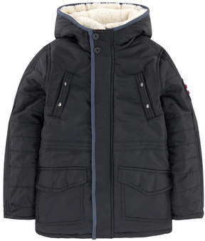 Catimini Parka with a removable lining
