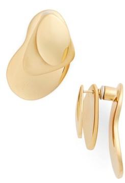 Charlotte Chesnais Women's Vermeil Ear Jackets