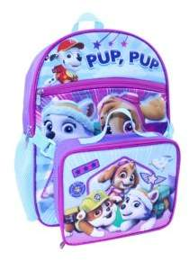 Nickelodeon Paw Patrol Backpack & Lunch Bag Set