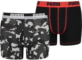 Puma Kalsonger, 2-pack, Camo, White