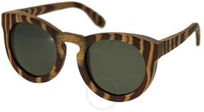 Spectrum Dorian Wood Sunglasses