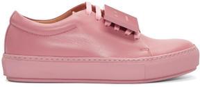 Acne Studios Pink Adriana Sneakers