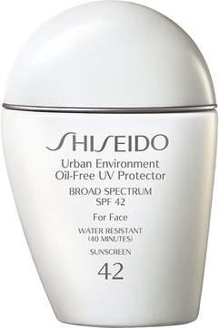 Shiseido Women's Urban Environment Oil-Free UV Protector SPF 42