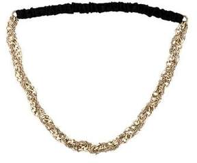 Maison Michel Doris Chain Headband