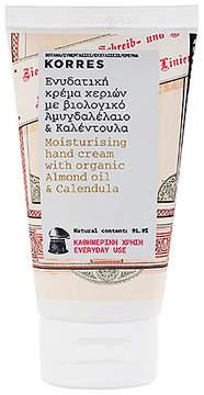 Korres Almond Oil & Calendula Hand Cream.
