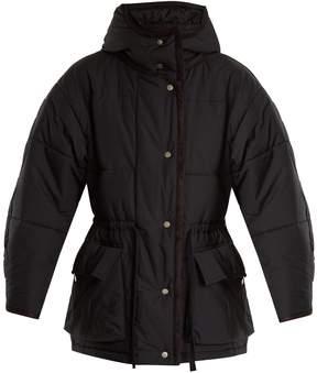 Etoile Isabel Marant Bulle quilted cotton jacket