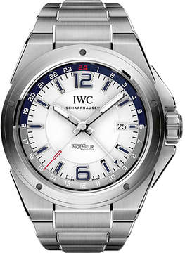 IWC IW324404 Ingenieur stainless steel automatic movement watch