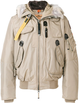 Parajumpers hooded padded jacket