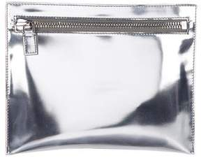 Tom Ford Metallic Leather Clutch