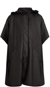 Charli COHEN Sansai oversized hooded performance jacket